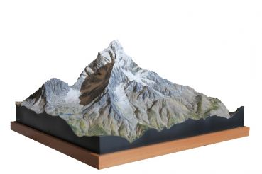 Mountain Model AMA DABLAM  1:15.000