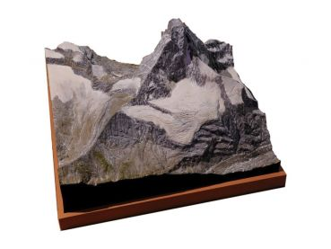 Mountain model of the Matterhorn, 1:15.000