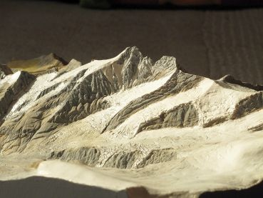 Mountain  model Großglockner 1:25.000