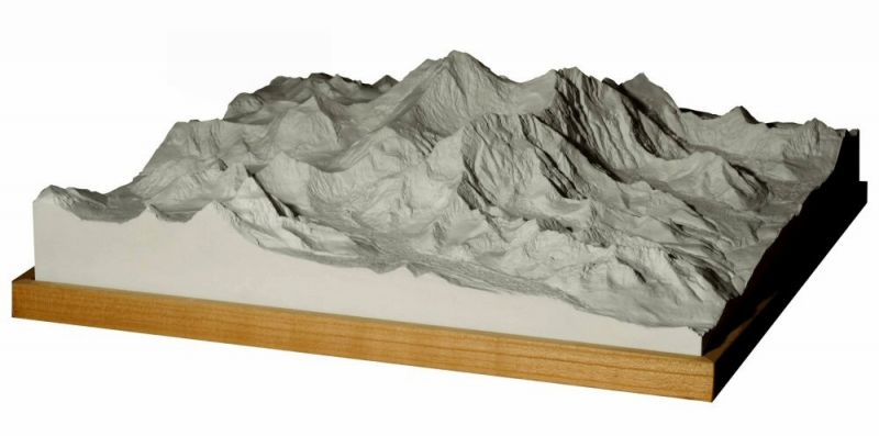 Montain Model Mount Everest